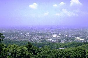 久留米市・高良山